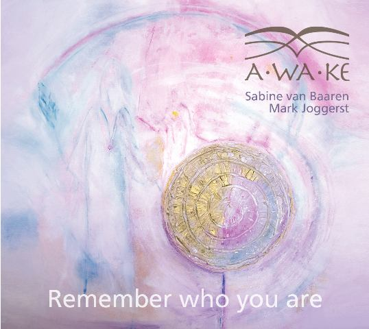 """remember who you are"" CD cover"
